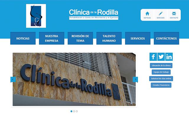 Clinica de la Rodilla