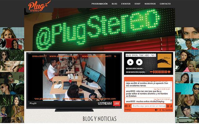 Plug Stereo